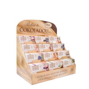 Tabulky - Čokopřání RETRO